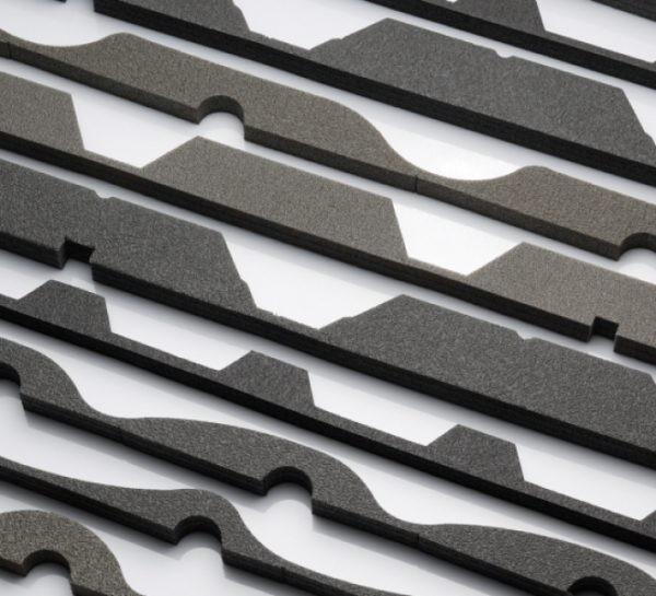 Profilfüller - Füllerleiste für Trapezbleche