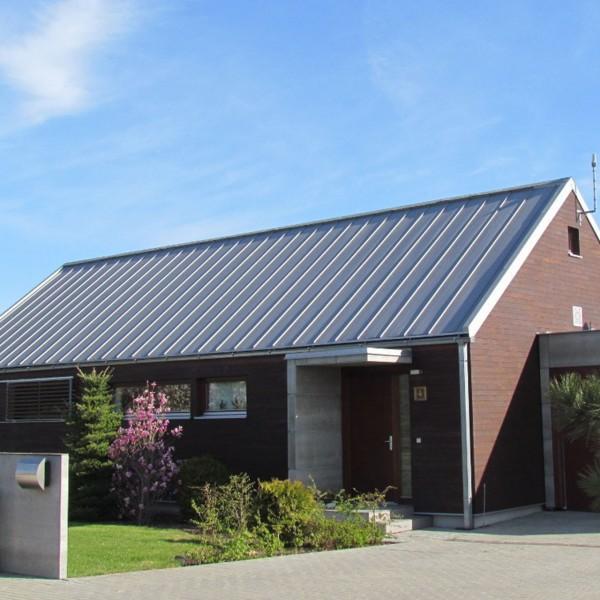 Dachplatten DP-510 0,5 mm