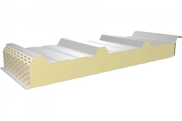 Sandwichelemente-PIR-Dach